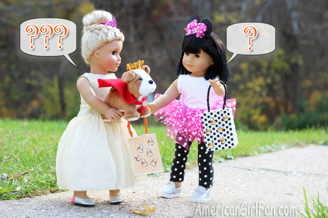 Ivy and Julie Caption That Doll Pic You Decide