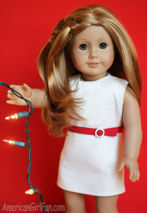 Avanna Girl Trendy Holiday Doll Dress Giveaway