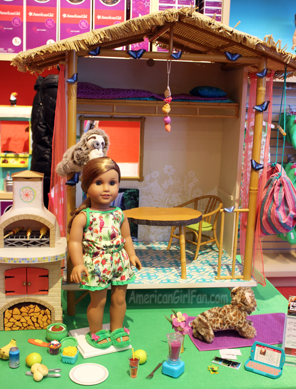 Lea Girl of the Year 2016 Rainforest House