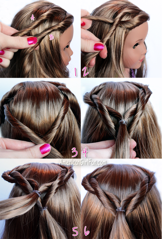 how to make out of bed hairstyle