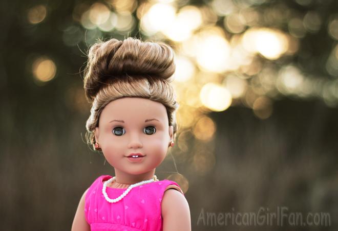 Lea S Cute Easy Hairstyles Americangirlfan