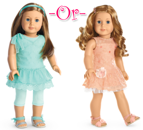 This or That American Girl Style: February! (AmericanGirlFan)