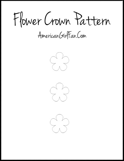 Flower Crown Pattern