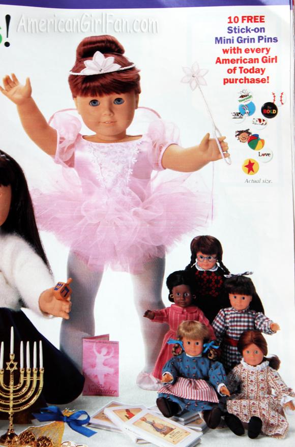 American Girl 1997 Catalog