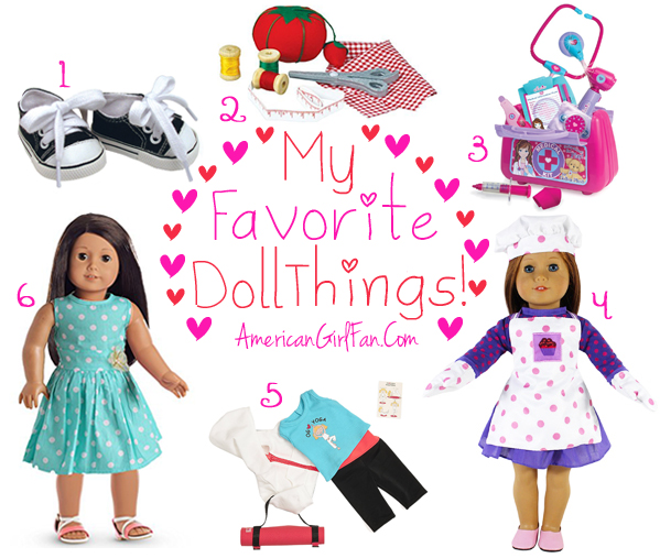 My Favorite Doll Things May 1