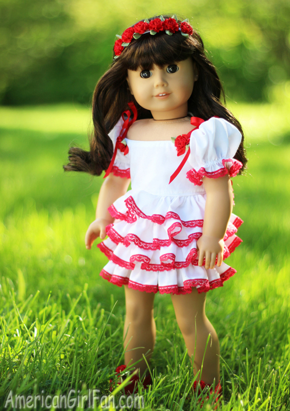 8a899bb29122 Giveaway  Frilly Frillz Etsy Shop American Girl Doll Outfit ...