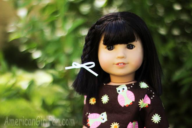 American Girl Doll Ivy