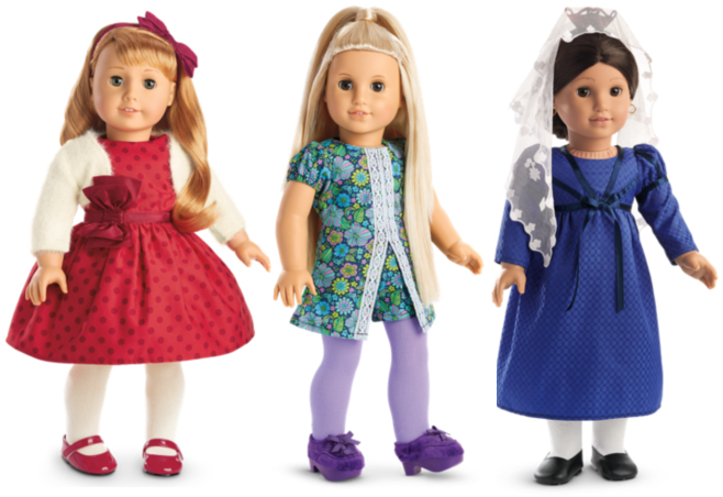 Beforever American Girl Doll Clothes