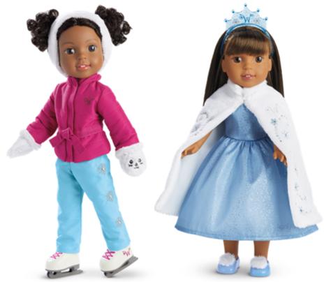 American Girl Doll Wellie Wishers