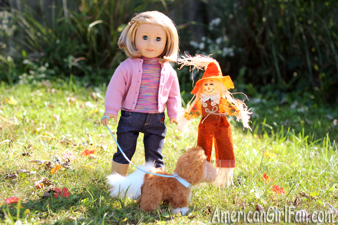 American Girl Doll Sized Scarecrow