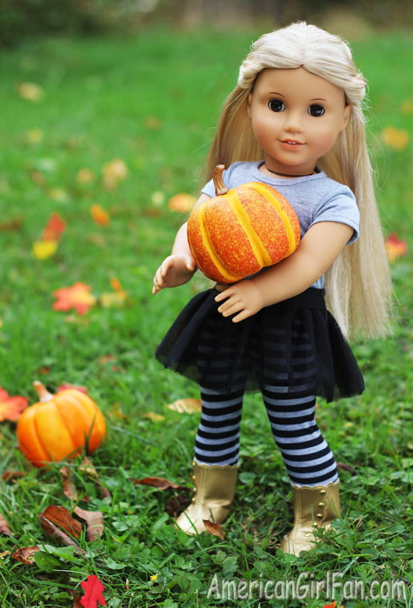 American Girl Doll Halloween Hairstyle