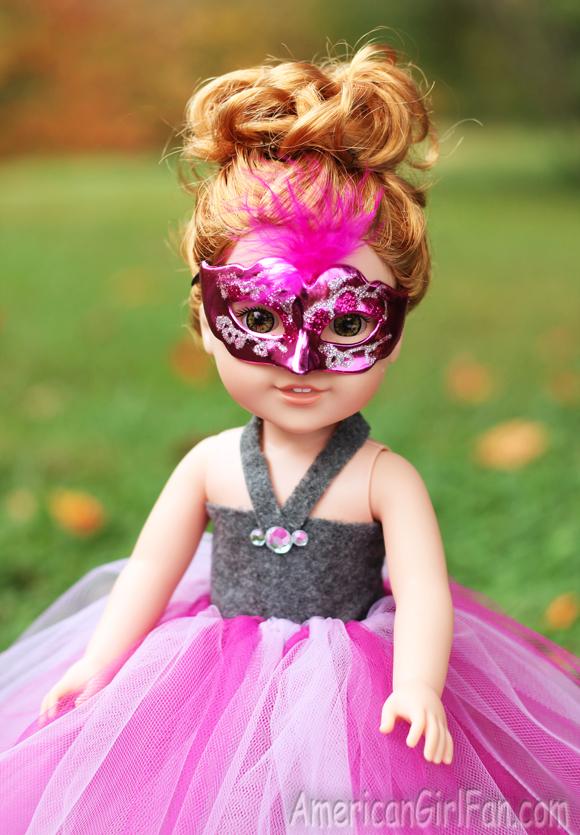 American Girl Wellie Wishers Costume Craft