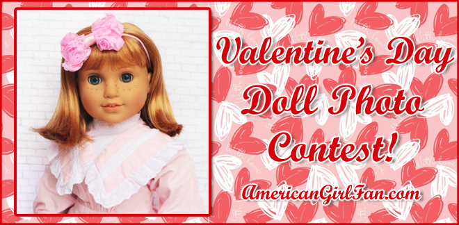Valentine's Day Doll Photo Contest