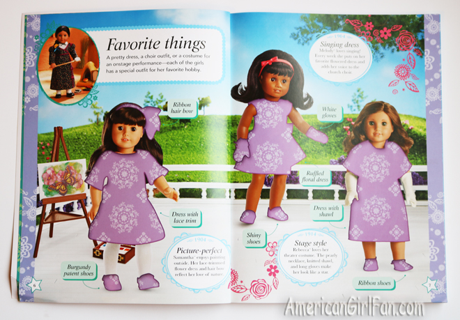 Ultimate Sticker Collection American Girl Dress Up Book