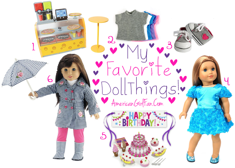 My Favorite Doll Things Week 77