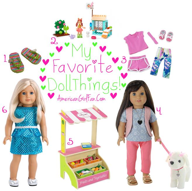 My Favorite Doll Things Week 84