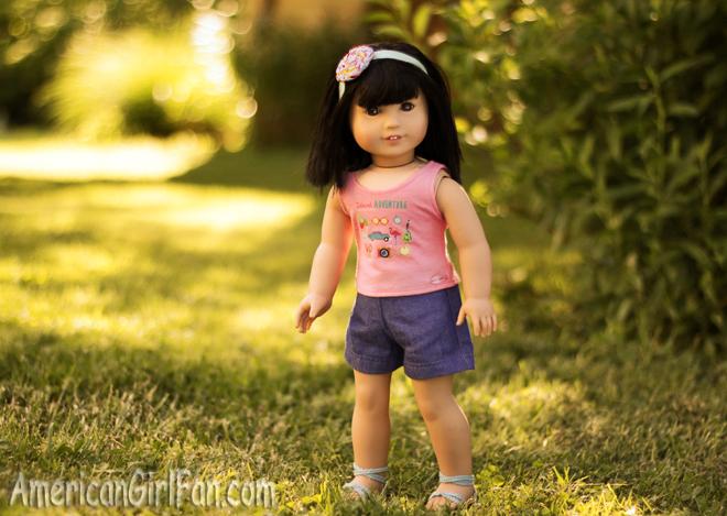 American Girl Doll Headband