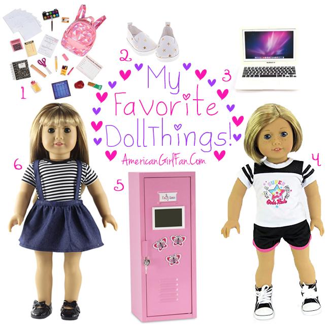 My Favorite Doll Things Week 94