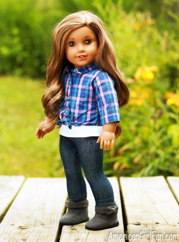 American Girl Doll Lea