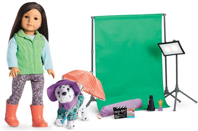 American Girl Doll Z