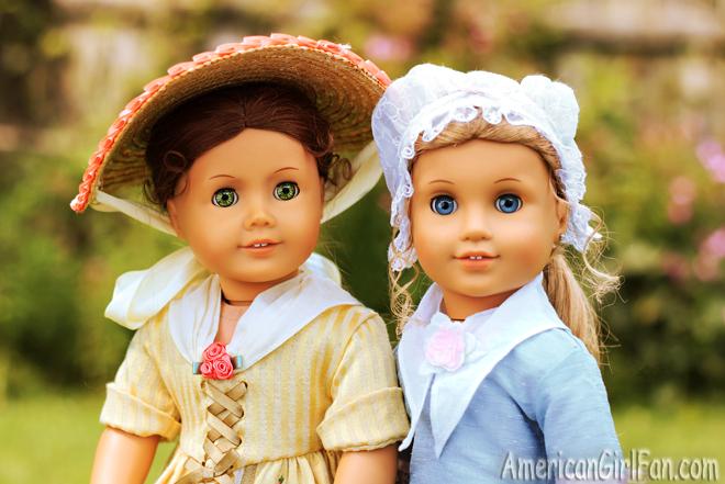 American Girl Doll Craft No Sew Felt Drawstring Pouch