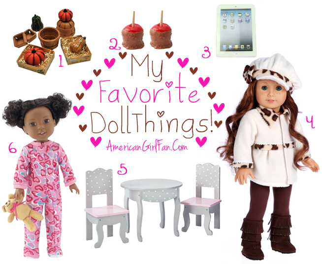 My Favorite Doll Things Week 97
