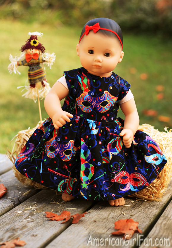 American Girl Doll Bitty Baby Dress
