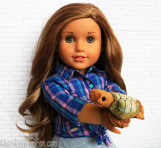 Our Generation Doll Pet Turtle Set