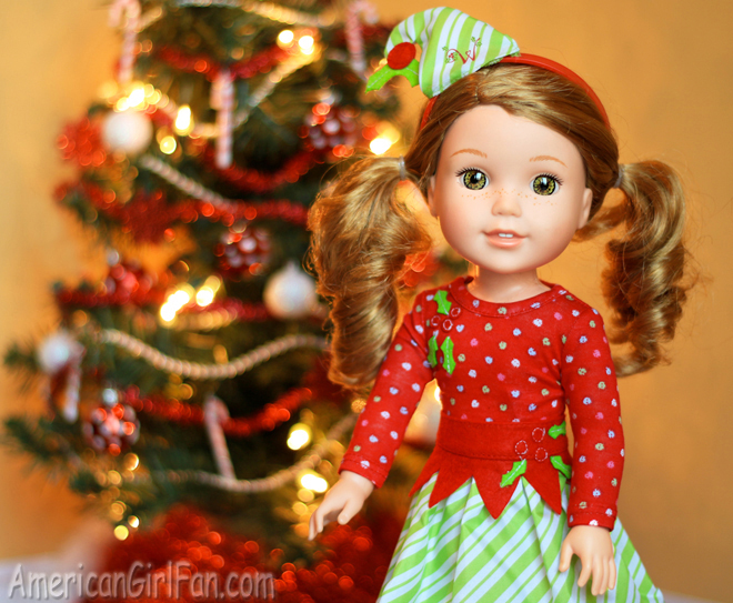 American Girl Doll Christmas Tree
