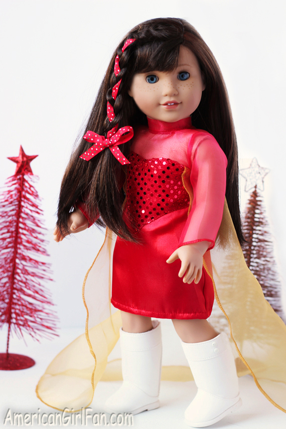 AmericanGirlFan Doll Hairstyles - Doll hairstyles for grace