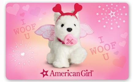 American Girl Gift Card